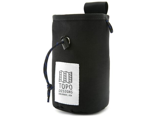 Topo Designs Sac à magnésie, black/black